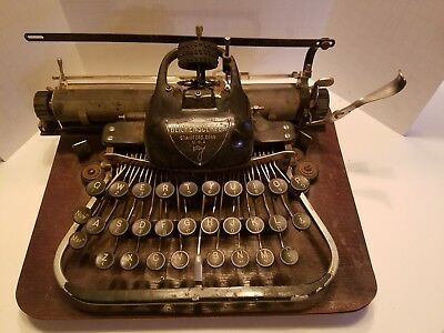 Early Antique Blickensderfer No 7 Typewriter Circa 1890's