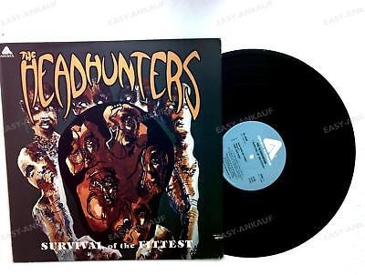 The Headhunters - Survival Of The Fittest US LP 1975 //1