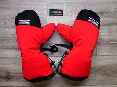 Millet 8000m Expedition Down Mitten Mitts Gloves L RRP£240