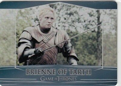 Game Of Thrones Valyrian Steel - Metal Base Card 13