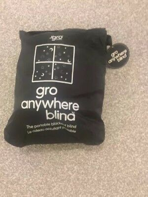 gro anywhere blind Black Out Blind