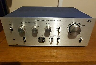 JVC JA- S11  Stereo Integrated Amplifier