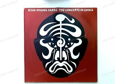 Jean-Michel Jarre - The Concerts In China GER 2LP 1982 FOC + Innerbag //25