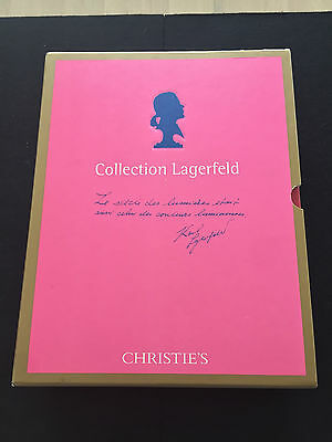Christie`s Lagerfeld Collection 3 Bände