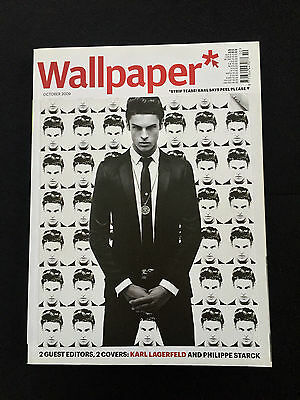 Wallpaper Magazine /Karl Lagerfeld