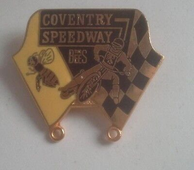 Coventry Bees 1984 Speedway Badge