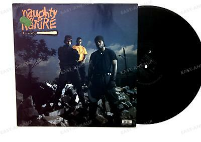Naughty By Nature - Naughty By Nature GER LP 1991 //2