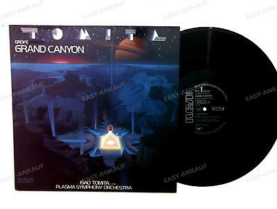 Isao Tomita And The Plasma Symphony Orchestra - Grand Canyon GER LP 1982 //3