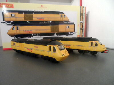 hornby r3366 class 43 network rail new measurement train  dcc ready bnib