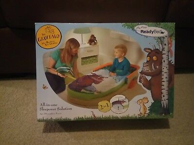 Gruffalo ReadyBed brand new in box.