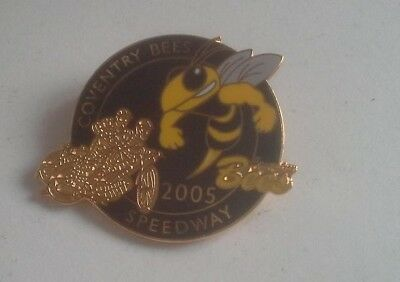 Coventry Bees 2005 Speedway Badge
