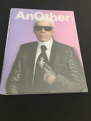 AnOther Magazine Special Edition/ Karl Lagerfeld/ 1 of only 1000 Copies