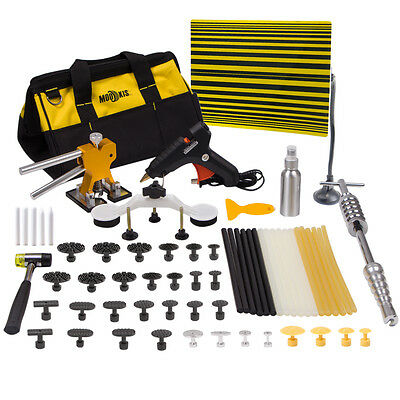 PDR Paintless Dent Hail Removal Lifter Puller Tab Repair Kits Slide Hammer Tools