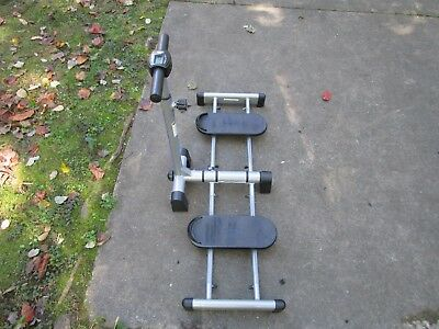 Leg Magic Ultra Lower Body Exercise Machine Gently Used with Monitor