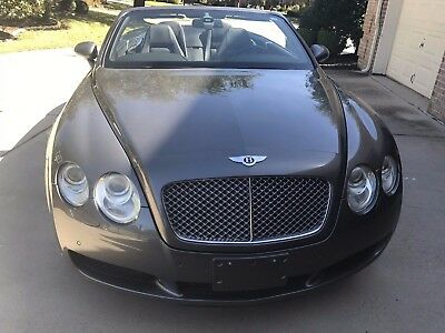 2008 Bentley Continental GT Convertible 2008 Bentley Continental GT - Convertible!