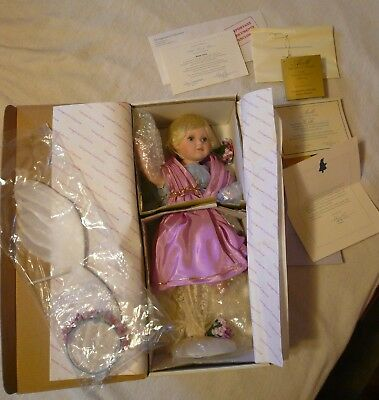 Arielle The Spring Angel by Ann Timmerman & Georgetown Collection orig box Excel