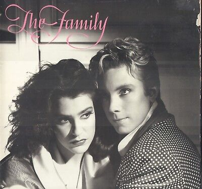 THE FAMILY The Family PRINCE Nothing Compares 2 U PAISLEY PARK fDeluxe EU G/F