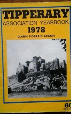 Tipperary Gaa Official Yearbook 1978