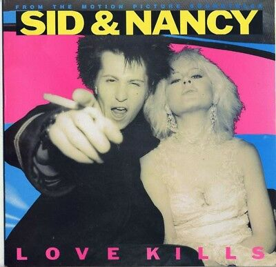 SID & NANCY  LP - original 1986