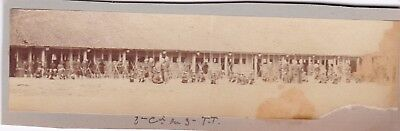Albumen Photograph Asia Indo China Vietnam Saigon French Military 1890