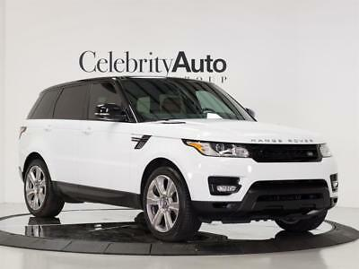 2015 Land Rover Range Rover Sport HSE Dynamic Limited Edition 2015 LAND ROVER RANGE ROVER SPORT HSE LIMITED EDITION