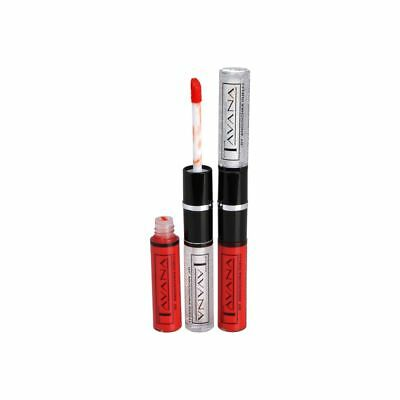 Tavana Luxury Lip Tint &Lip Gloss Duo, 2erSet