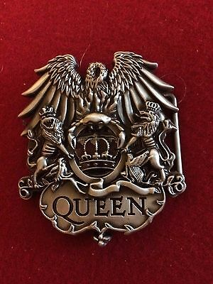 QUEEN  Rock Band  belt buckle collectable  not used