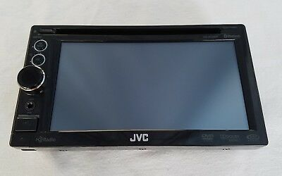 New 6.1'' Jvc / Kwnt30Hd Navi  Detachable Face Plate Only (Fits To Kwnt30Hd)