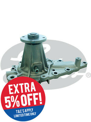 Gates Water Pump FOR TOYOTA CHASER _X9_ (GWP9998)