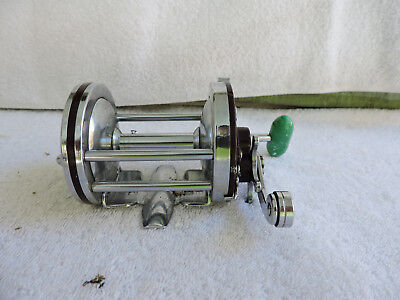 Vintage PENN 140 Squidder Conventional Saltwater Fishing Reel Made In USA