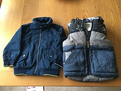 Boys coats 18-24 months Ted Baker and Next