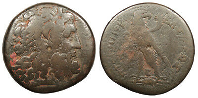 Ptolemaic Kings of Egypt Ptolemy III Euergetes AE38 246-221 B.C. Fine