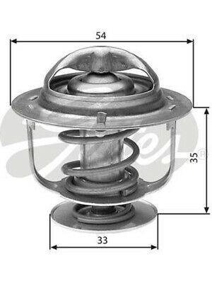 Gaskets /& Seals FOR HOLDEN COMMODORE VU Gates Thermostat TH03091G1