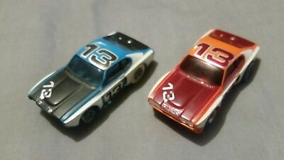 lot of 2 AFX cars Mercury Capri