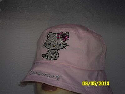 Cappello Charmmy Kitty Rosa