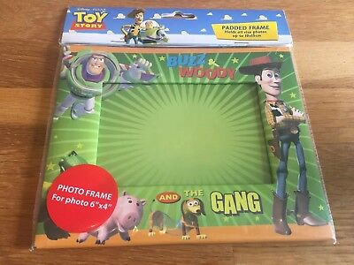 Toy Story Photo Frame -New & Sealed - Disney Pixar- Collectors - First Movie