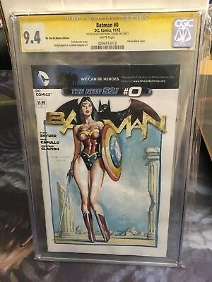 Wonder Woman sketch cover by legend Mark Texeira.  Cgc graded and slabbed