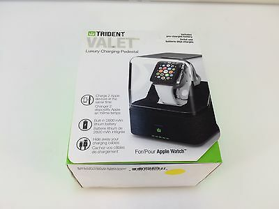TRIDENT Odyssey Valet for Watch, WHITE