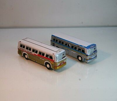 Tin bus Friction operated 60s Japan *top
