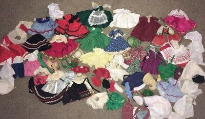 Huge lot of Madame Alexander 8 inch doll clothing mostly tagged