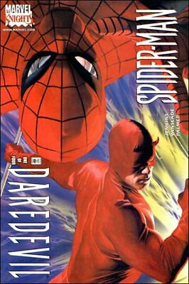 Daredevil Spider-Man (2001)    #1 to 4 Complete    NM- to NM/M