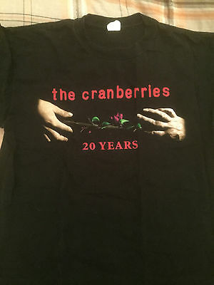 The Cranberries 20 Years Tour Shirt