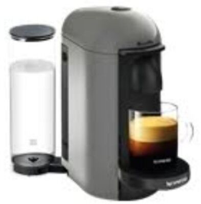 Nespresso by Breville VertuoPlus Deluxe Coffee Machine