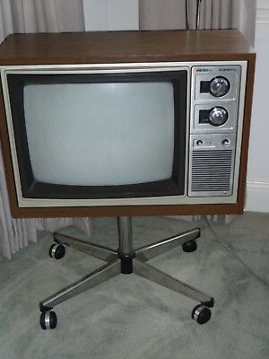 General TV in working order but need specialised fitting to get reception.