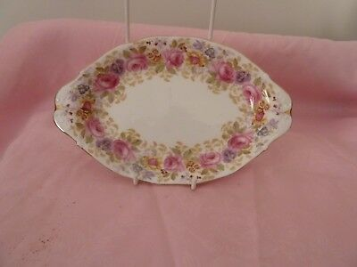 Royal Albert Serena Dish.Perfect condition.