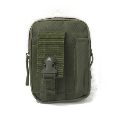 Tactical Molle Pouch Military Bags Waist Fanny Pack Phone Carry Case Tool Pocket
