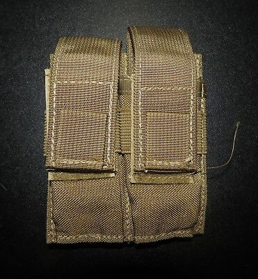 Tac shield  9 mm Mag Magazine Pouch Coyote USA