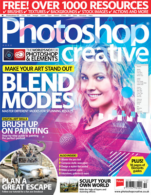 Photoshop Creative Issue 155 *Free Shipping*