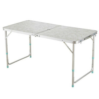 4' Folding Table Portable Plastic Indoor Outdoor Picnic Party Dining Camp Tables