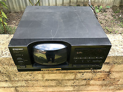 Pioneer 101 Disc player PD-F906  (Japan)
